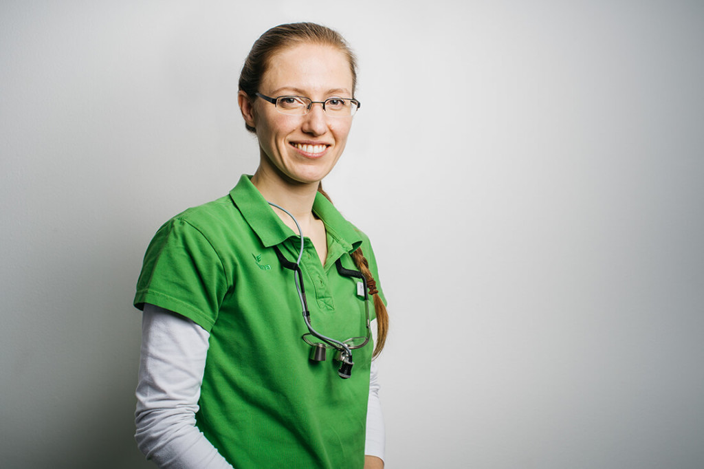 Zahnarzt Ulm - Portrait von Dr. Patricia Wachter