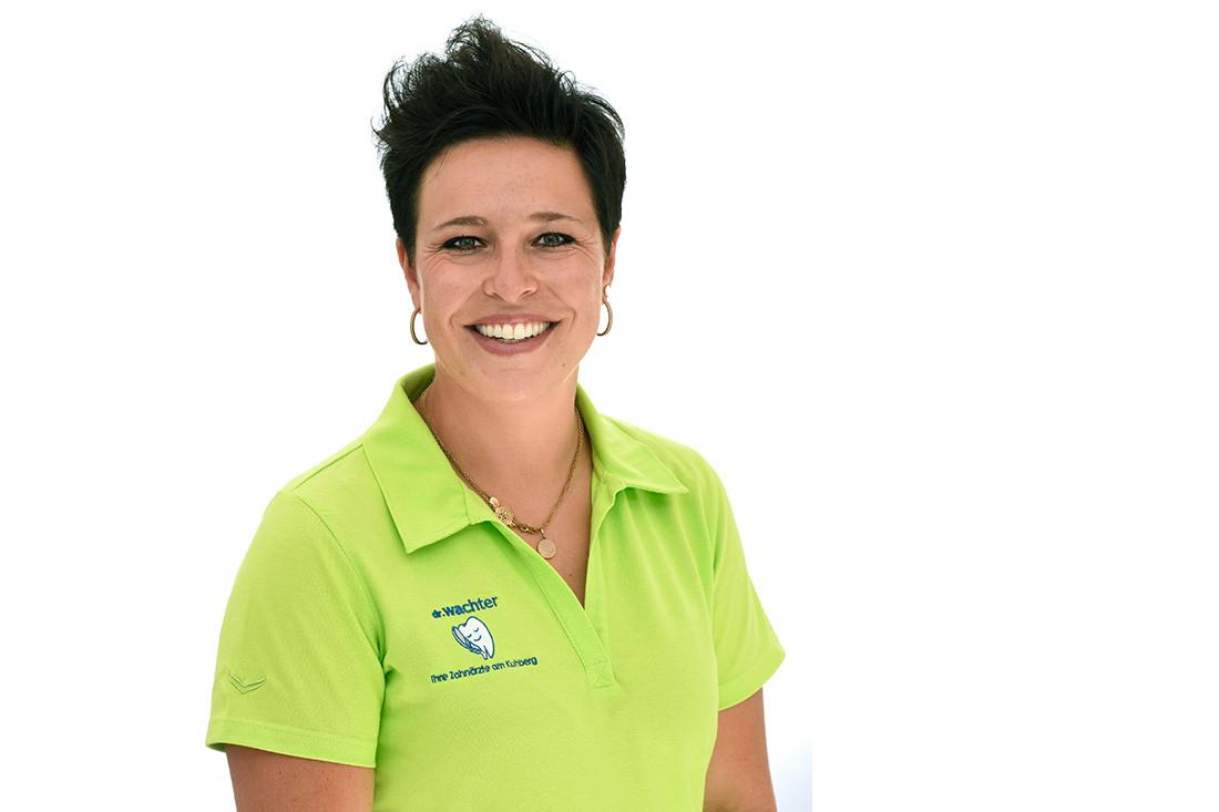 Team - Zahnarzt Ulm - Zahnarztpraxis Dr. Werner Boch - Mitarbeiterin Tatjana Voitl