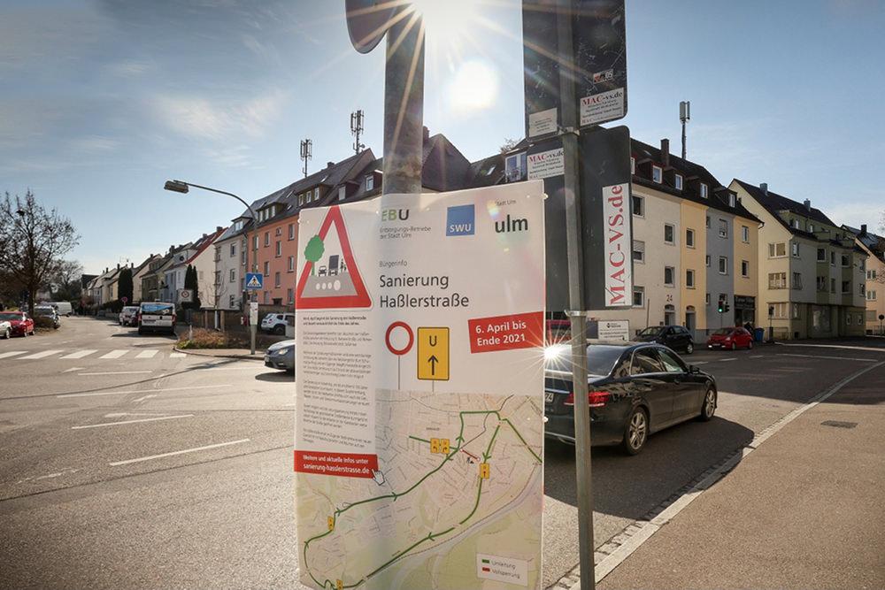 Sanierung Haßlerstraße
