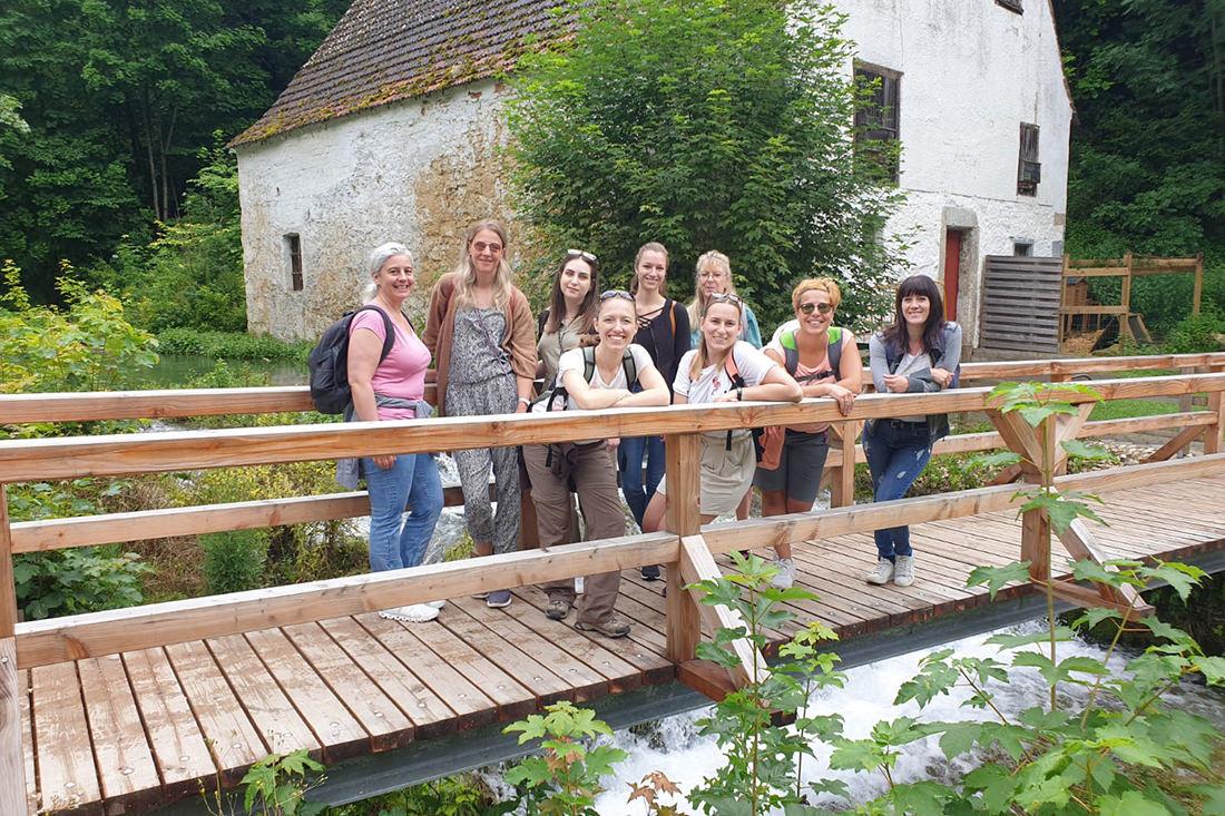 Teamevent Wimsener Höhle
