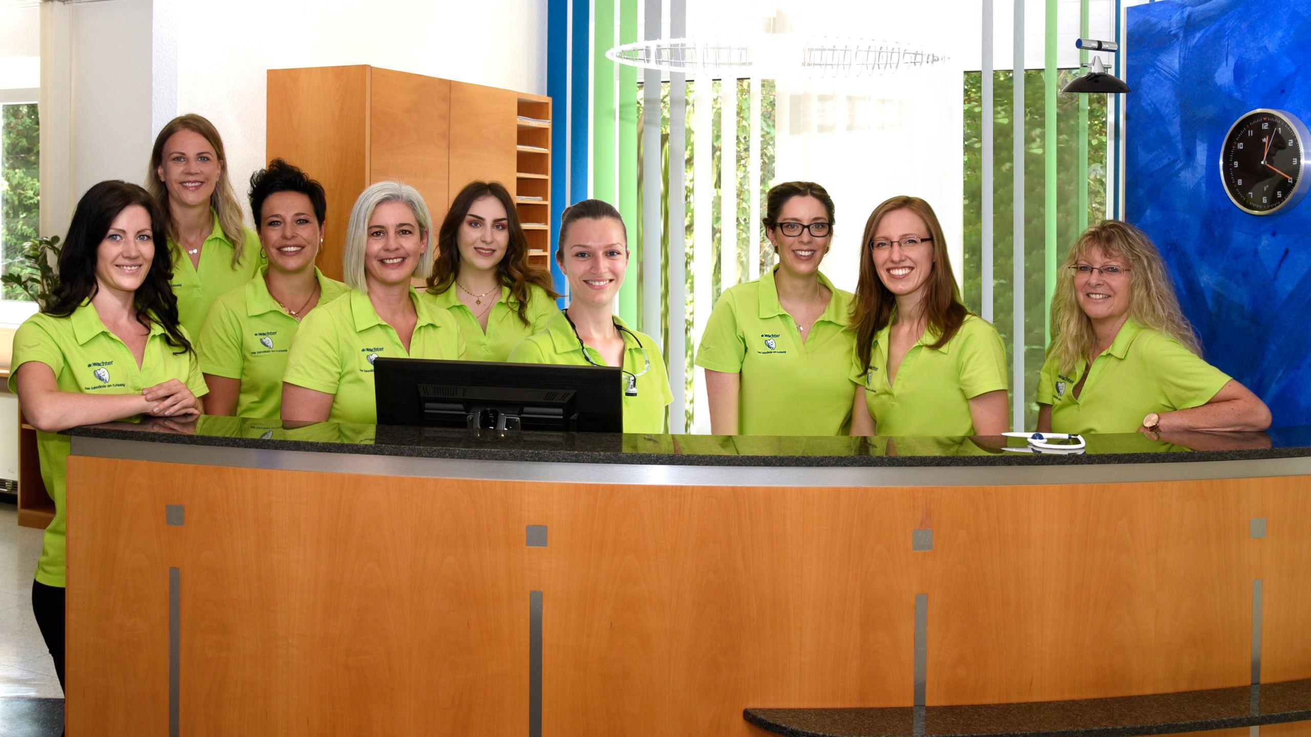 Zahnarzt Ulm - Dr. Wachter - Sanfte Zahnheilkunde - Team