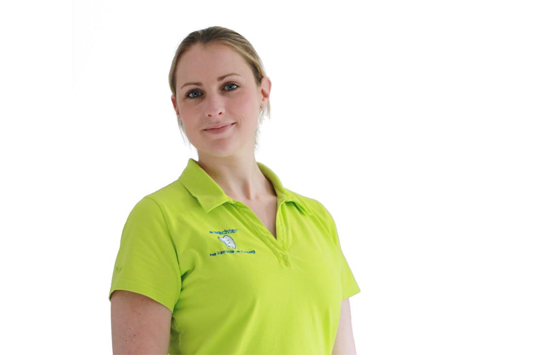 Team - Zahnarzt Ulm - Zahnarztpraxis Dr. Werner Boch - Mitarbeiterin Andrea Kordelle